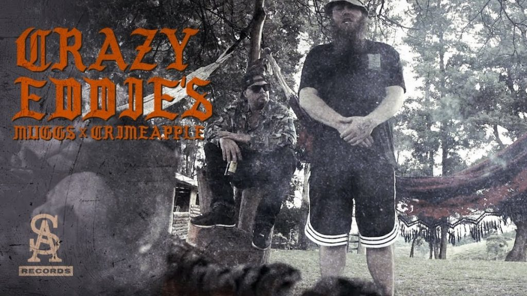 MUSIC: DJ MUGGS x CRIMEAPPLE - Crazy Eddie's