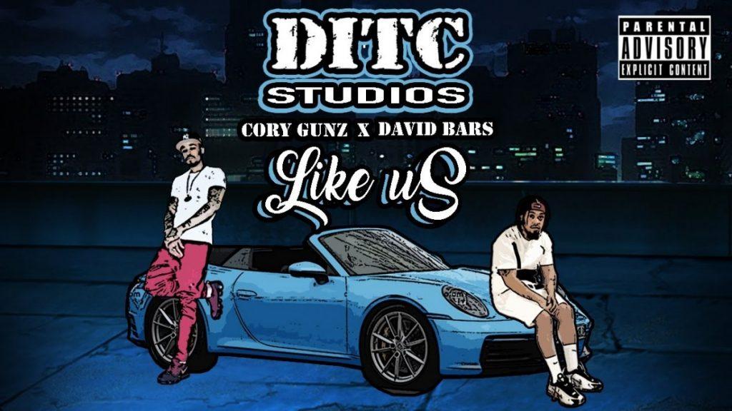 MUSIC: LIKE US - DITC STUDIOS FT. Cory Gunz and David Bars (Single)