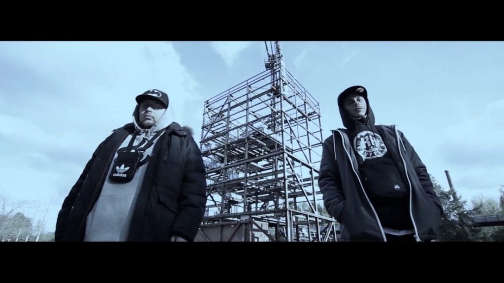 MUSIC: Dikkn & Buze - Tage im Westen (Official Video)