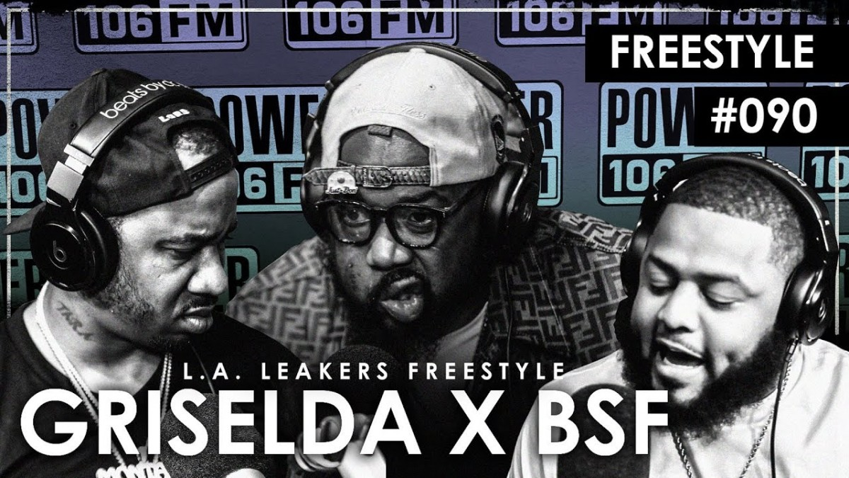LIFE: Griselda & BSF Freestyle w/ The  L.A. Leakers – Freestyle #090