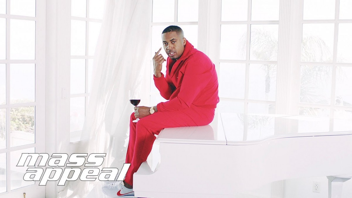 MUSIC: Nas – No Bad Energy (Official Video)