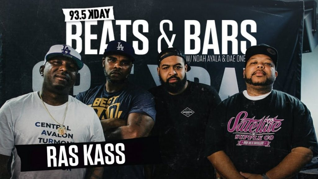 "LIFE: Ras Kass Talks ""Soul On Ice 2"", Introducing Xhibit To Dr. Dre, & Passing Up Alchemist Beats"