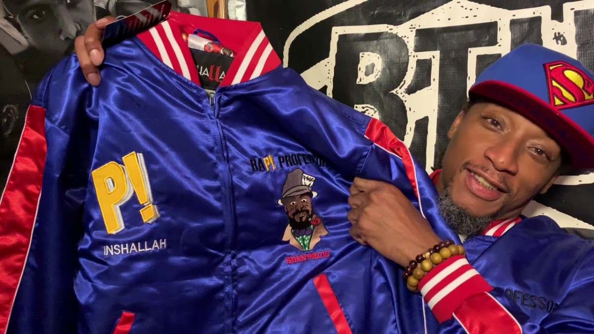 STYLE: Sean Price & Inshallah Clothing – Limited Edition Jacket