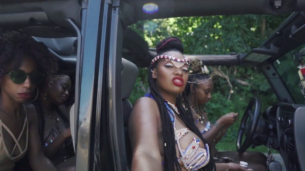 MUSIC: Dutch ReBelle - BIG ZOE (produced by INTL SHOW) [Shot by Bred Hampton]