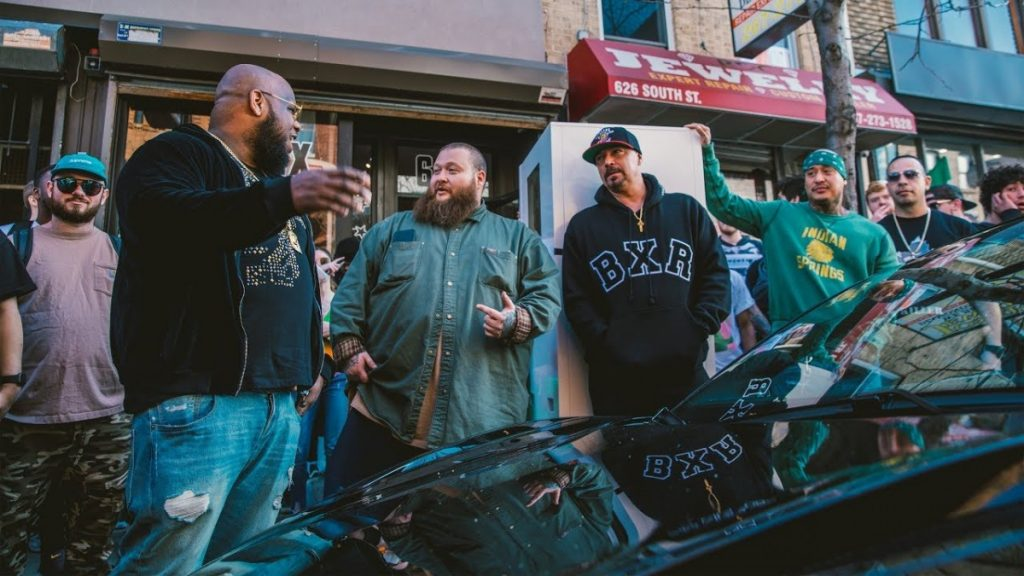 MUSIC: MEYHEM LAUREN & DJ MUGGS - Blue Chinese (Official Video)