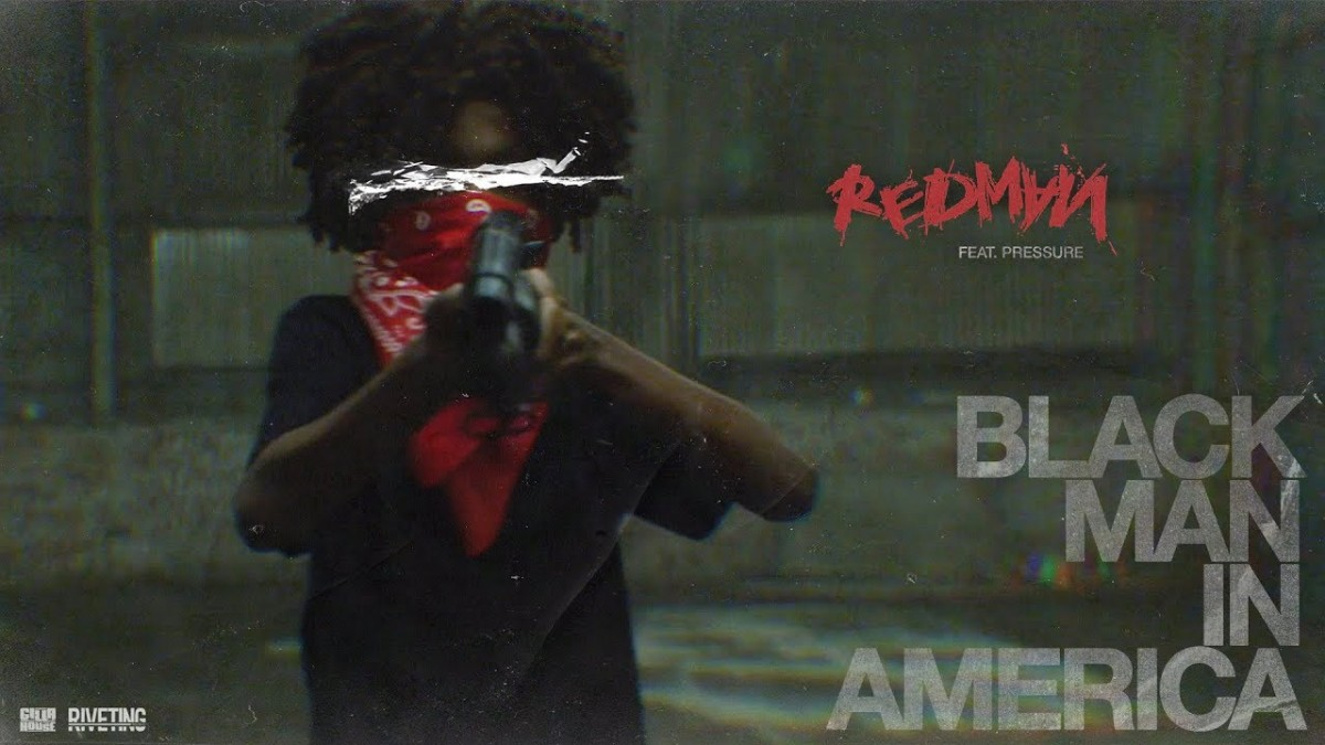MUSIC: Redman – Black Man In America ft. Pressure (Official Music Video)