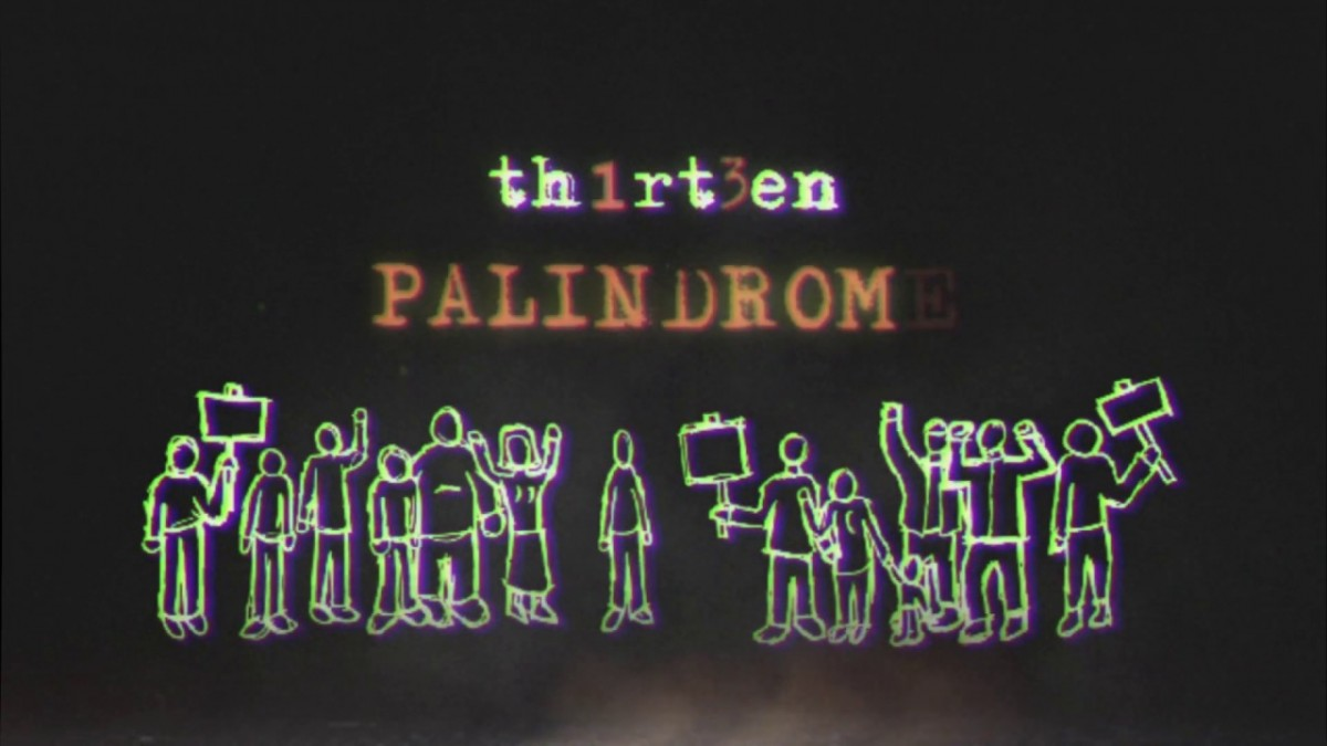MUSIC: Th1rt3en – Palindrome