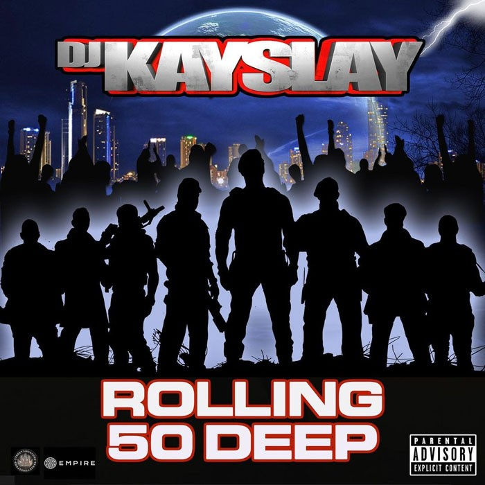DJ Kay Slay - Rolling 50 Deep ft. Everybody