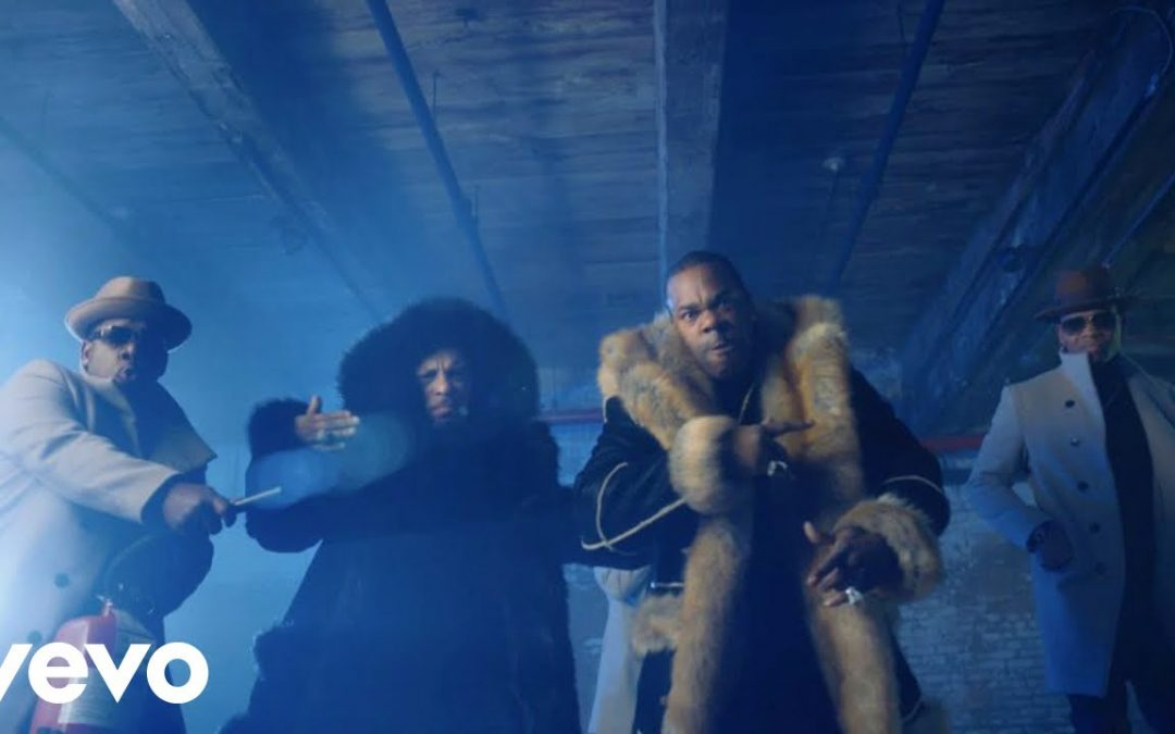MUSIC: Busta Rhymes – Outta My Mind (Official Video) ft. Bell Biv Devoe