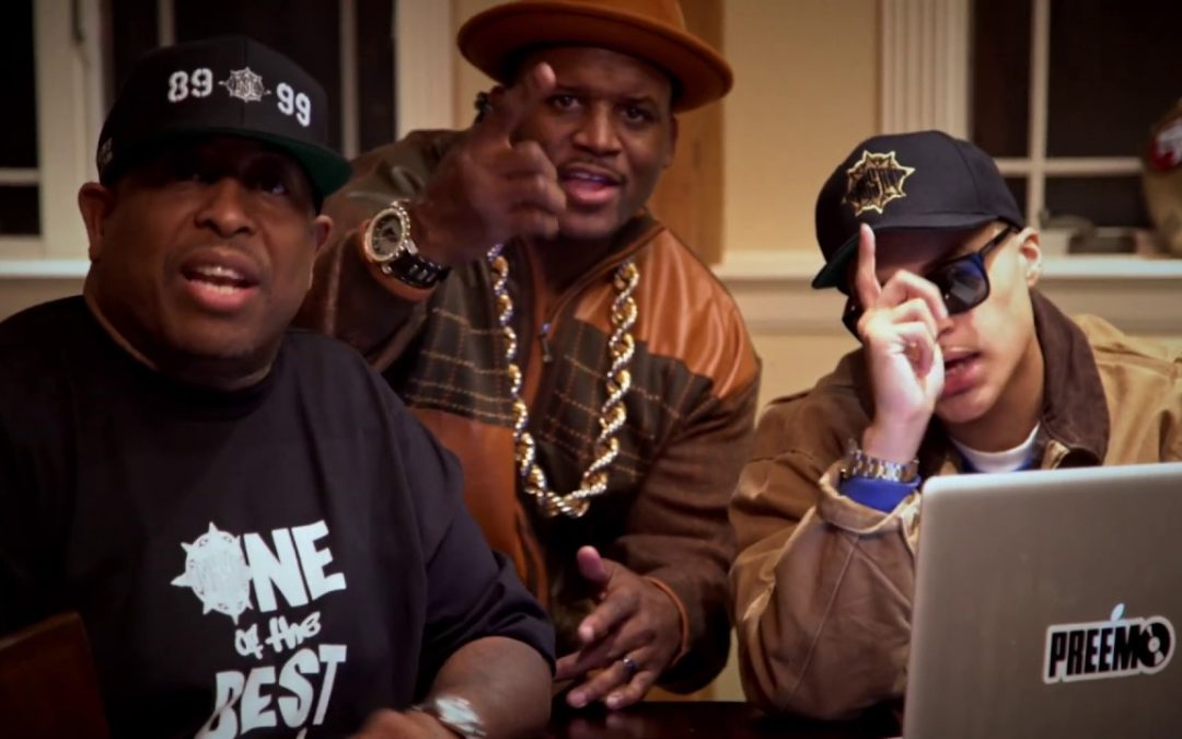 MUSIC: Gang Starr – Bad Name [Official Video]