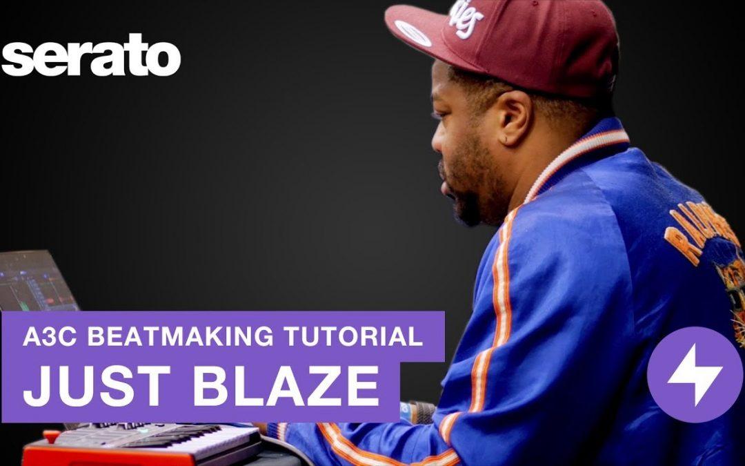 LIFE: Just Blaze Breaks Down His Beats at A3C | Serato Studio