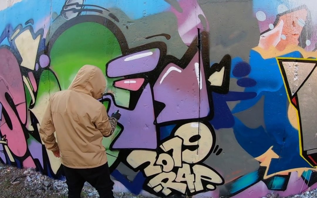 ART: Killinit Sept 2019 Rasko Graffiti