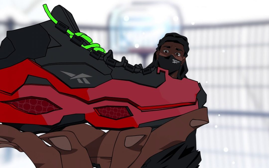 STYLE: Montrezl Harrell – Reebok Question Mid Street Sleigh