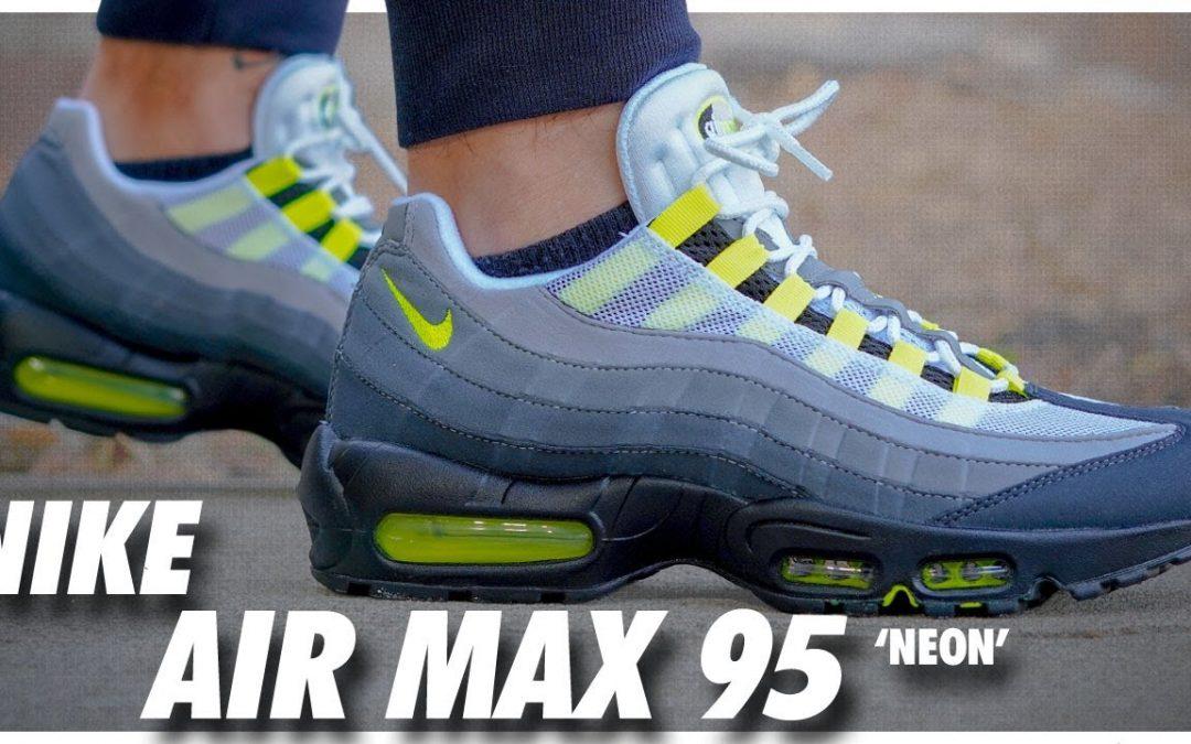 STYLE: Nike Air Max 95 Neon 2020