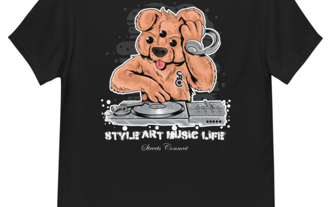 Streets Connect DJ Teddy T-Shirt and Hoodie