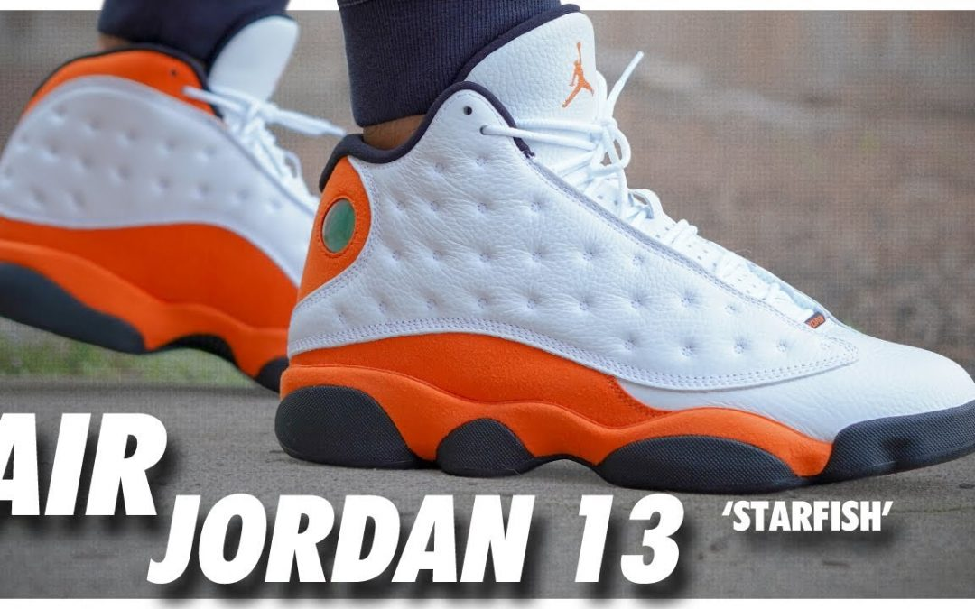 STYLE: Air Jordan 13 Starfish